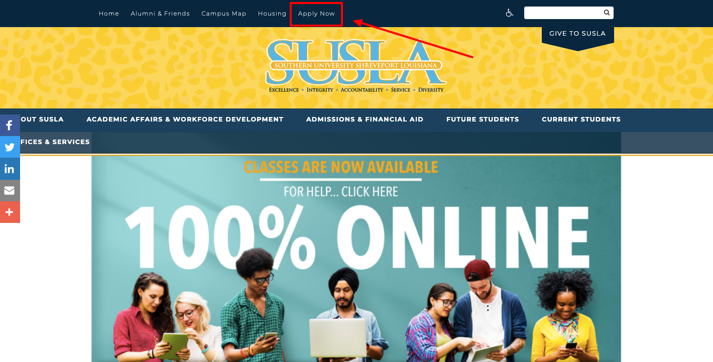 How to Apply for SUSLA