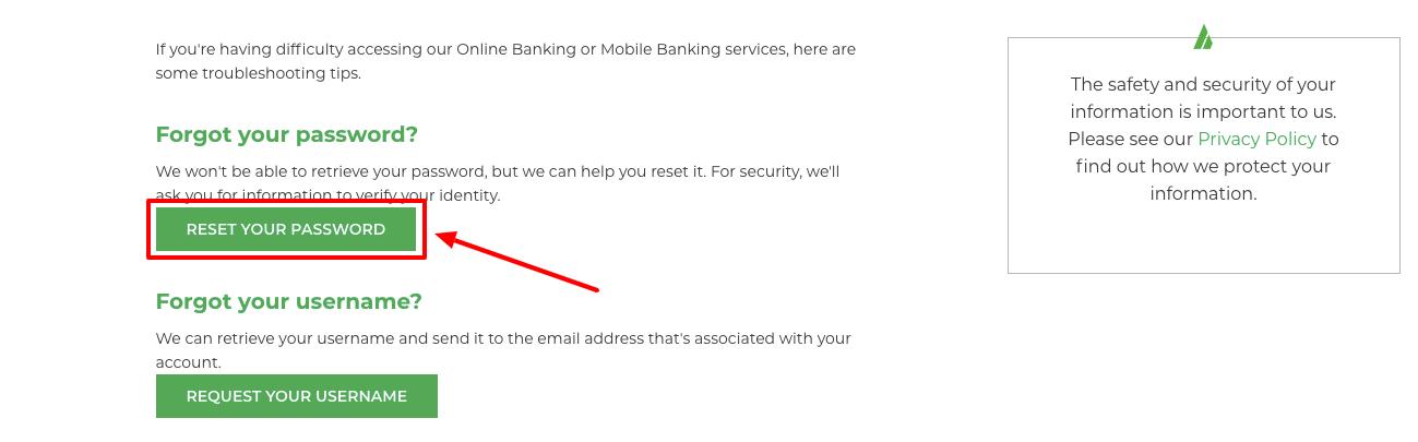 Atlantic Union Bank online login
