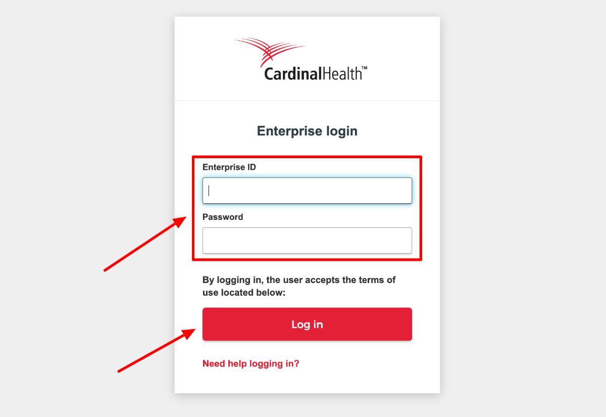 Cardinal Health HR Login