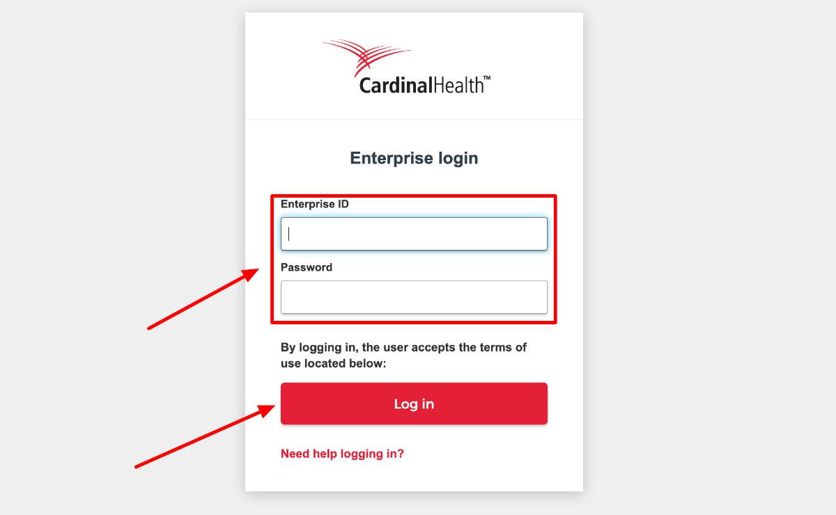 Cardinal Health Workday Login
