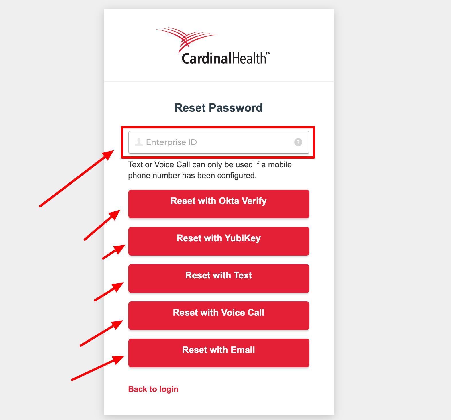 Cardinal Health Workday Reset Password
